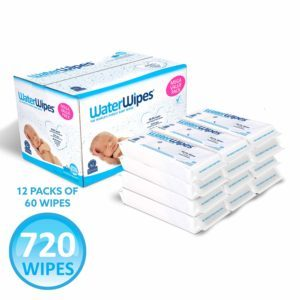 WaterWipes Baby Wipes, Chemical-Free, Sensitive